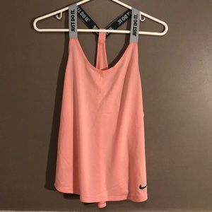 Nike tank top (dry fit)